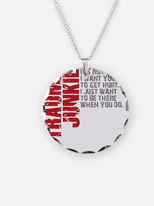 Trauma New DARK Necklace