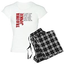 Trauma New DARK Pajamas