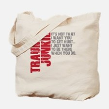 Trauma New DARK Tote Bag