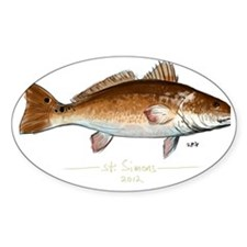 redfish_sketch_parchment2 Decal