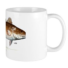 redfish_sketch_parchment2 Mug