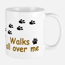 Mut Walks all over me Mug