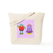 robotgroupGirls Tote Bag