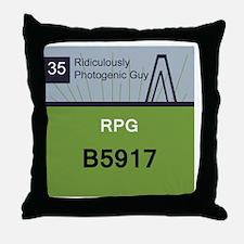 RPGCosplay Throw Pillow