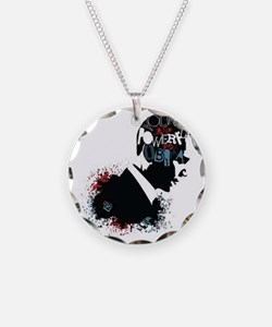 Young and Powerful for Obama Necklace