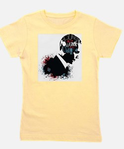 Young and Powerful for Obama Girl's Tee