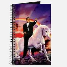 Obama on Unicorn Journal