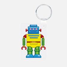 yellowRobot Keychains