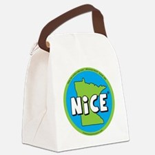 State of Nice_magnet Canvas Lunch Bag