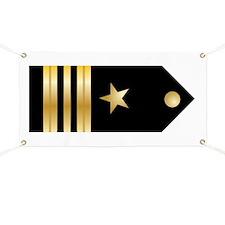 Lieutenant Commander Banner