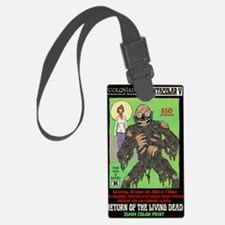 return living dead hartter Luggage Tag