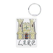 LARP catillo Keychains