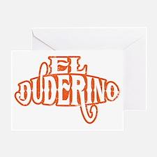 ElDuderino Greeting Card