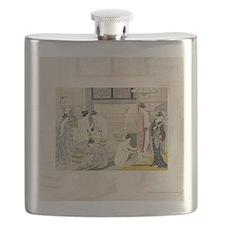 Kiyonaga_bathhouse_women-3SC Flask