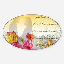 Loving Someone Redo 4-24 17IN 11 IN Decal