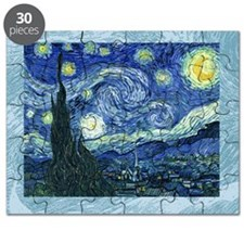van gogh starry night SC1 Puzzle