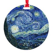 van gogh starry nightSC2 Ornament