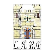 LARP catillo2 Decal