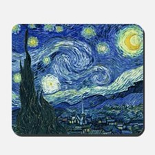 van gogh starry nightOriginal Mousepad