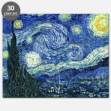 van gogh starry nightOriginal Puzzle