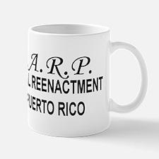 LARP catillo STICKER Mug