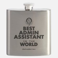 The Best in the World – Admin Assistant Flask