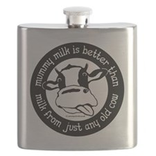 Mummy Milk is Better than Milk from Just any Flask
