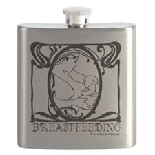 Breastfeeding Picture Flask