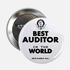 """The Best in the World – Auditor 2.25"""" Button (10 p"""