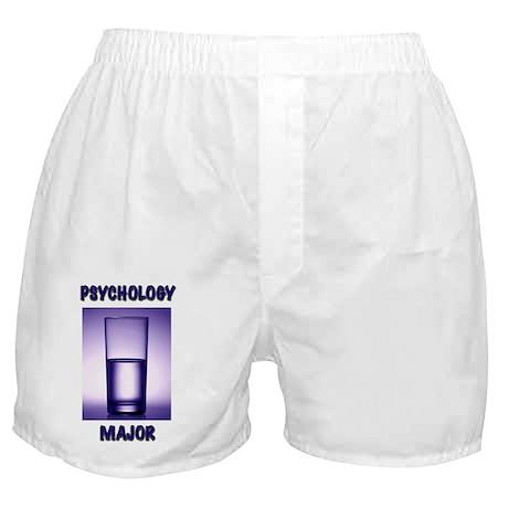 pschology copy Boxer Shorts