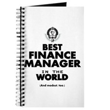 The Best in the World – Finance Manager Journal