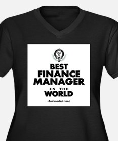 The Best in the World – Finance Manager Plus Size