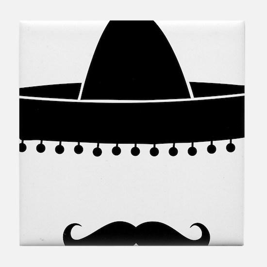 mexican Tile Coaster