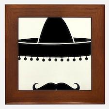 mexican Framed Tile