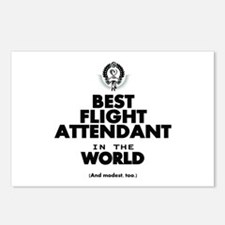 The Best in the World – Flight Attendant Postcards