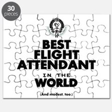 The Best in the World – Flight Attendant Puzzle