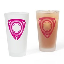 rotarybutton2 Drinking Glass