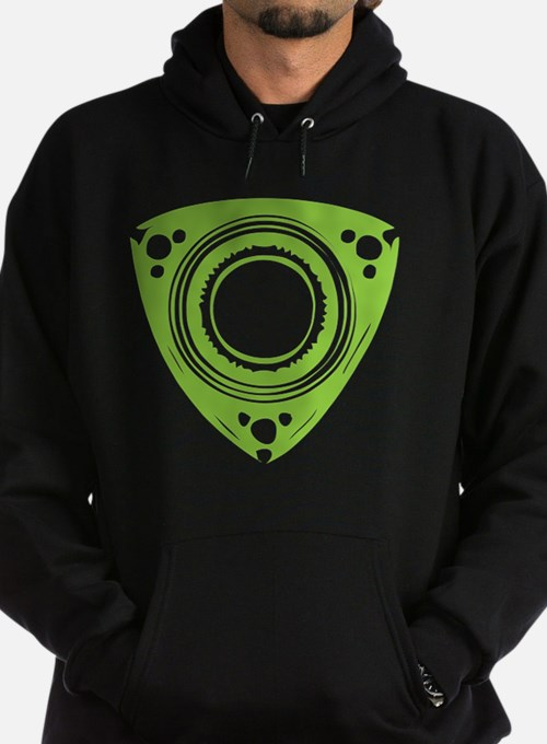 rotarybutton Hoodie