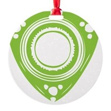 rotarybutton Ornament