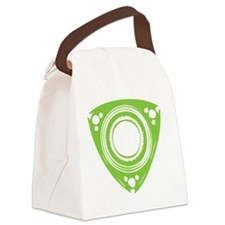 rotarybutton Canvas Lunch Bag