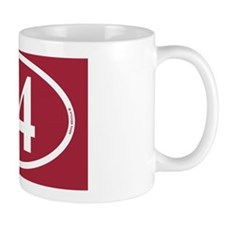14 number rec 1 Small Mug