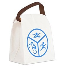 Tri1 Canvas Lunch Bag