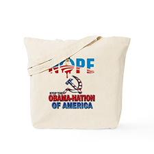 uaff_obama_tee_design3 Tote Bag