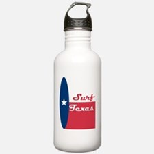 Surf Texas Magneto Fon Water Bottle