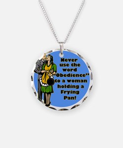 OBEDIENCE.gif Necklace