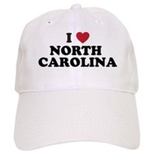 North Carolina Baseball Cap