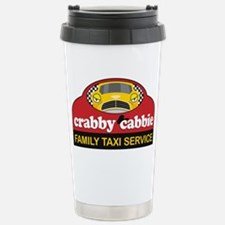 crabbycabbieK Travel Mug