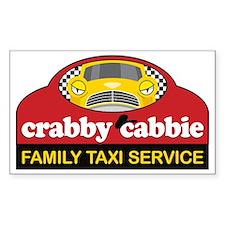 crabbycabbieK Decal