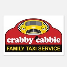 crabbycabbieK Postcards (Package of 8)