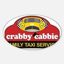 crabbycabbieK Decal